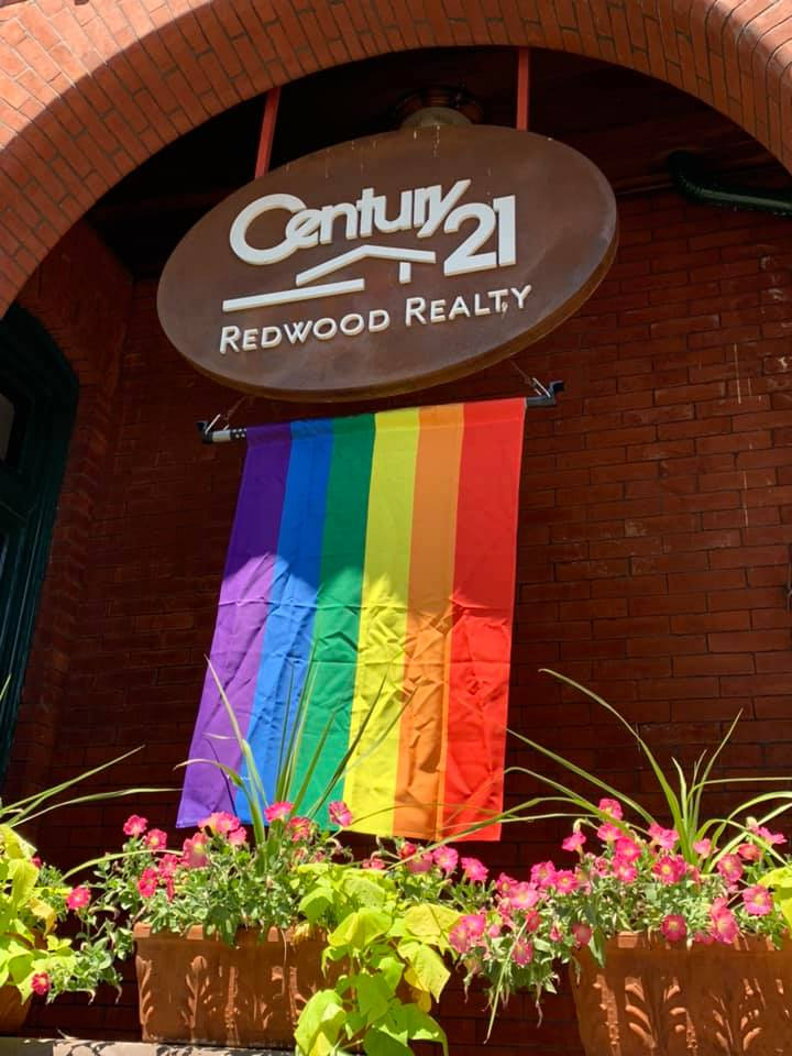 C21 Redwood Realty DC Pride 2019