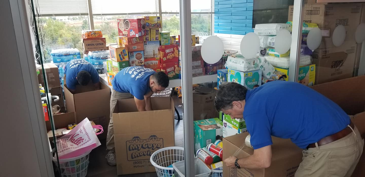 Redwood Gives Back Hurricane Florence Relief_2