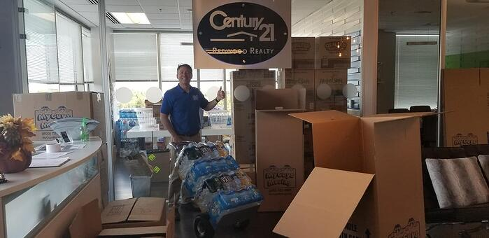Redwood Gives Back Hurricane Florence Relief_3