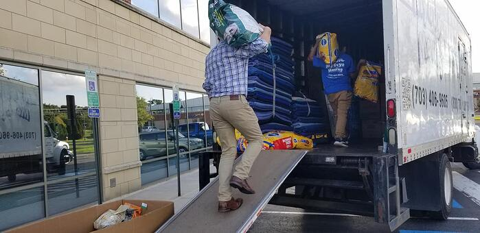 Redwood Gives Back Hurricane Florence Relief_4