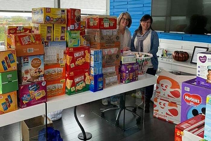 Redwood Gives Back Hurricane Florence Relief_6-1